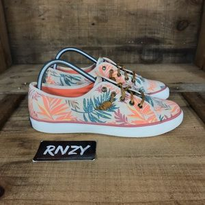 Sperry Canvas Tropical Sneaker
